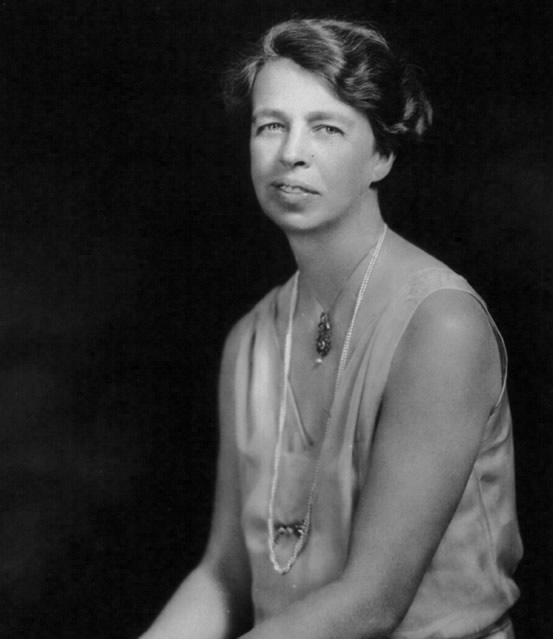 Portrait of Eleanor Roosevelt, c. 1932.