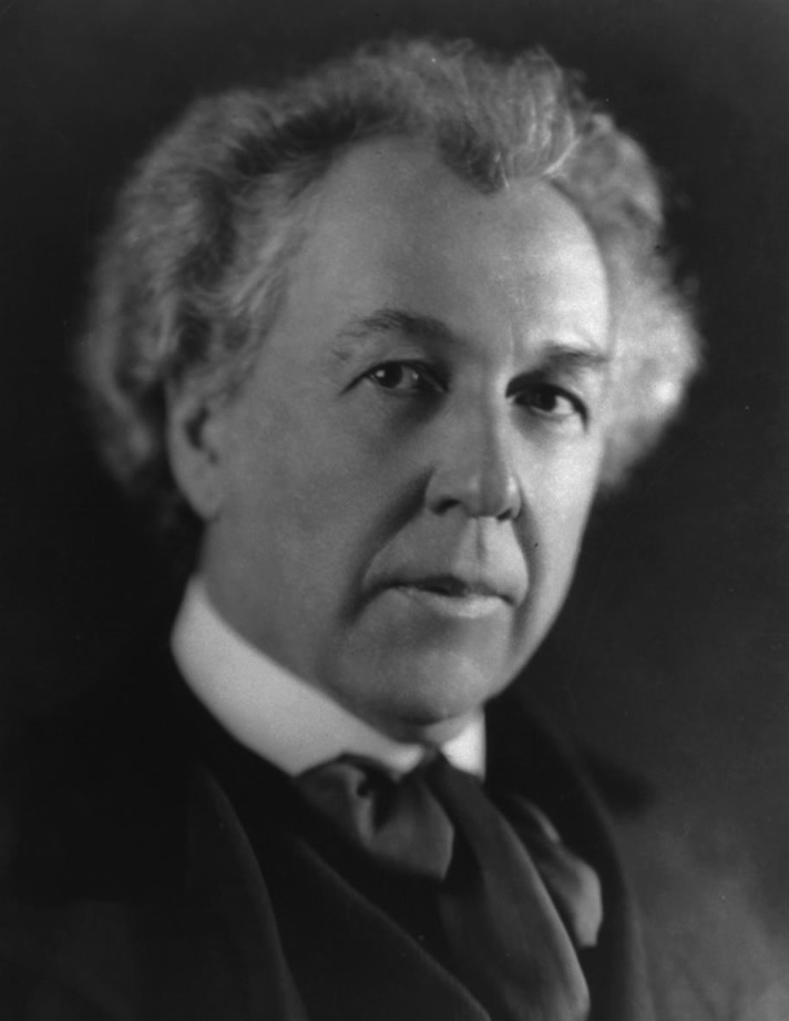Portrait of Frank Lloyd Wright, c. 1926.