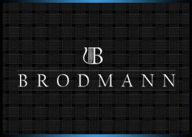 Brodmann company logo.