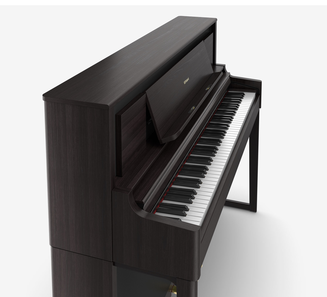 Main Gallery Image: Roland LX706 digital piano.