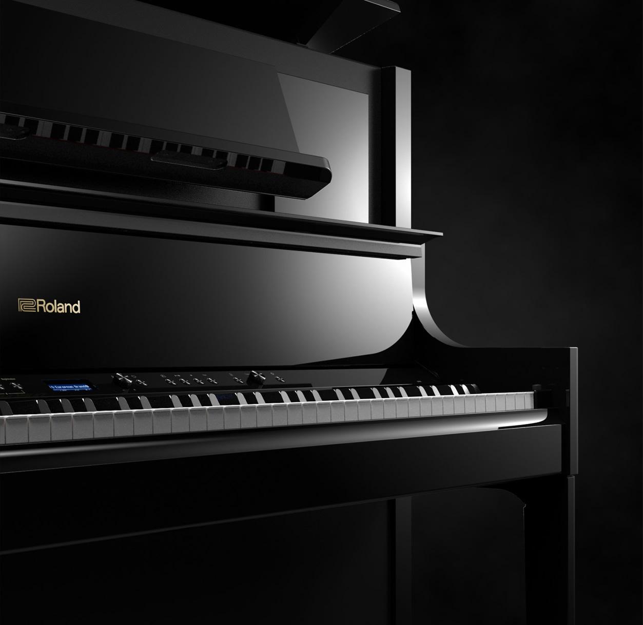 Why Roland | Houston Piano Company