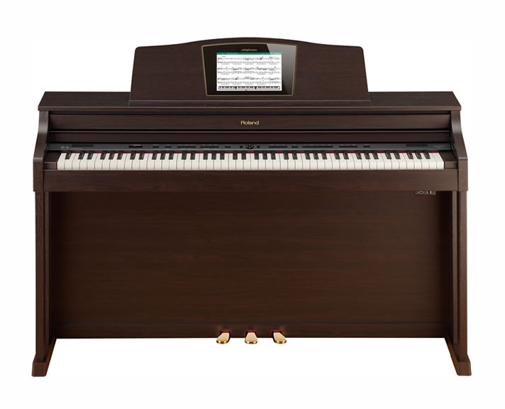 Roland's HPi-50e digital piano.