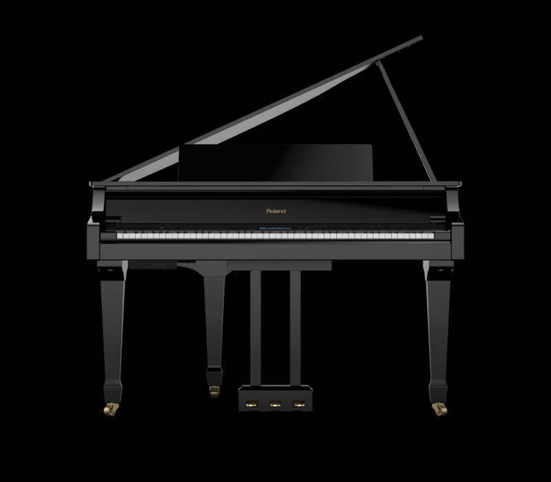 Roland's V-Piano Grand digital piano.