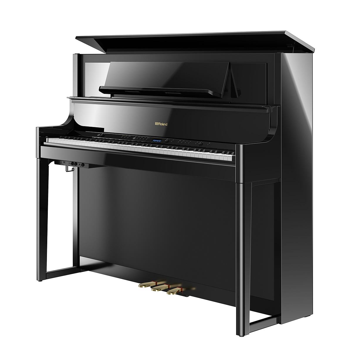 Roland digital pianos.