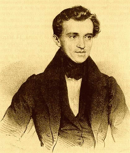 Portrait of Johann Strauss I.