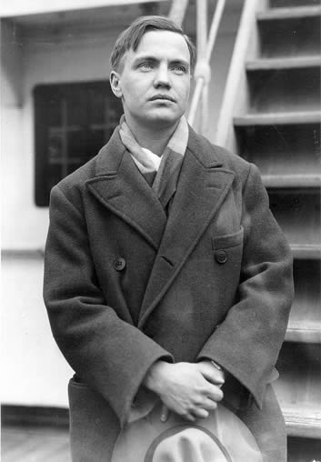 George Antheil in 1922.