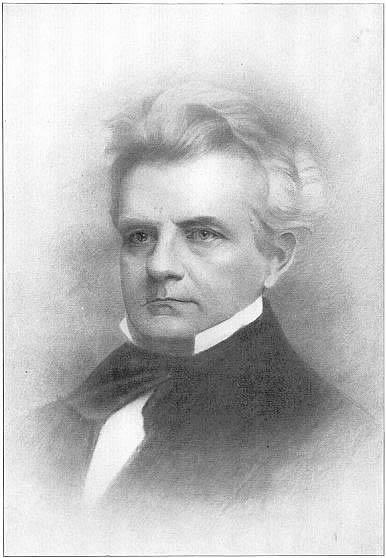 Portrait of Lowell Mason.