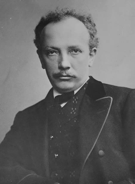 Portrait of Richard Strauss, c. 1915.
